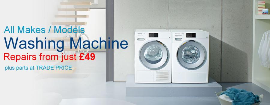washing machine repair quote