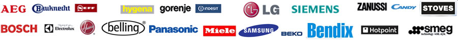 all makes and models of domestic appliance repaired in Maldon